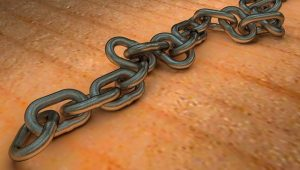 A chain of links can help you memorise the show me, tell me questions and answers